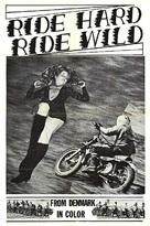 Ride Hard, Ride Wild - Danish Movie Poster (xs thumbnail)