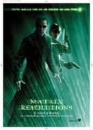 The Matrix Revolutions - Italian Movie Poster (xs thumbnail)