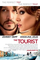 The Tourist - Philippine Movie Poster (xs thumbnail)