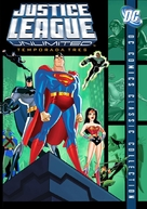 """""""Justice League"""" - Spanish DVD movie cover (xs thumbnail)"""