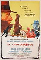 Il conformista - Spanish Movie Poster (xs thumbnail)
