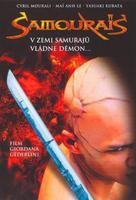 Samouraïs - Czech Movie Cover (xs thumbnail)
