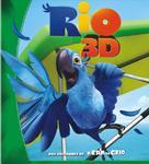 Rio - Brazilian Blu-Ray cover (xs thumbnail)