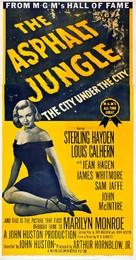 The Asphalt Jungle - Re-release movie poster (xs thumbnail)