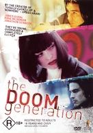 The Doom Generation - Australian Movie Cover (xs thumbnail)