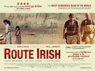 Route Irish - British Movie Poster (xs thumbnail)