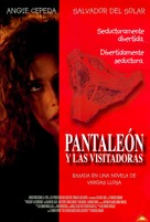 Pantaleón y las visitadoras - Spanish Movie Poster (xs thumbnail)