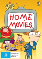 """Home Movies"" - Australian DVD movie cover (xs thumbnail)"