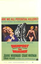 Signpost to Murder - Movie Poster (xs thumbnail)