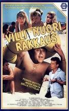 Ahava Tzeira - Finnish VHS cover (xs thumbnail)