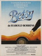 The Betsy - French Movie Poster (xs thumbnail)