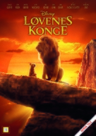 The Lion King - Norwegian DVD movie cover (xs thumbnail)