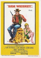 Sam Whiskey - Spanish Movie Poster (xs thumbnail)