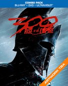 300: Rise of an Empire - British Blu-Ray cover (xs thumbnail)