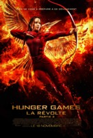 The Hunger Games: Mockingjay - Part 2 - French Movie Poster (xs thumbnail)