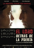 O Lobo atrás da Porta - Spanish Movie Poster (xs thumbnail)