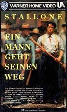 Fist - German VHS movie cover (xs thumbnail)