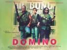 Domino - British Movie Poster (xs thumbnail)
