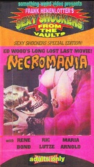 'Necromania': A Tale of Weird Love! - VHS cover (xs thumbnail)