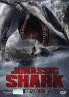 Jurassic Shark - Thai DVD cover (xs thumbnail)