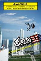 Nitro Circus: The Movie - Movie Poster (xs thumbnail)