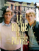"""Rich Man, Poor Man"" - French DVD movie cover (xs thumbnail)"