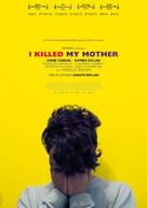 J'ai tué ma mère - German Movie Poster (xs thumbnail)