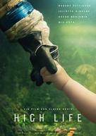 High Life - German Movie Poster (xs thumbnail)