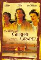 What's Eating Gilbert Grape - Spanish Movie Cover (xs thumbnail)