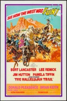 The Hallelujah Trail - Movie Poster (xs thumbnail)