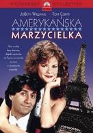 American Dreamer - Polish DVD cover (xs thumbnail)