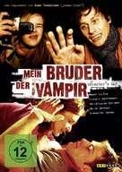 Mein Bruder, der Vampir - German DVD cover (xs thumbnail)