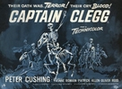 Captain Clegg - British Movie Poster (xs thumbnail)