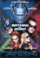 Batman And Robin - Italian Movie Poster (xs thumbnail)