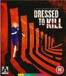 Dressed to Kill - British Blu-Ray cover (xs thumbnail)