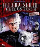 Hellraiser III: Hell on Earth - German Blu-Ray cover (xs thumbnail)