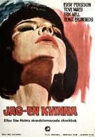Jag - en kvinna - Swedish Movie Poster (xs thumbnail)