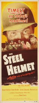The Steel Helmet - Movie Poster (xs thumbnail)