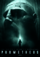 Prometheus - Italian Movie Poster (xs thumbnail)