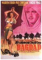 Bagdad - German Movie Poster (xs thumbnail)