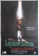 Leprechaun - Turkish Movie Poster (xs thumbnail)