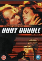 Body Double - British DVD movie cover (xs thumbnail)