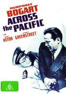 Across the Pacific - Australian DVD movie cover (xs thumbnail)
