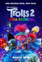 Trolls World Tour - Spanish Movie Poster (xs thumbnail)