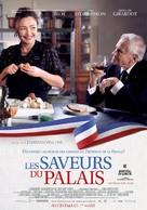 Les saveurs du Palais - Canadian Movie Poster (xs thumbnail)