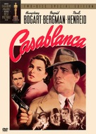 Casablanca - DVD movie cover (xs thumbnail)