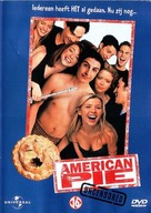 American Pie - Dutch Movie Cover (xs thumbnail)