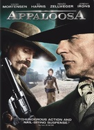 Appaloosa - DVD cover (xs thumbnail)