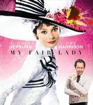 My Fair Lady - Blu-Ray movie cover (xs thumbnail)