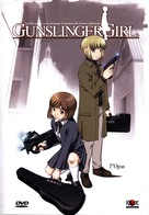 """Gunslinger Girl"" - French Movie Cover (xs thumbnail)"